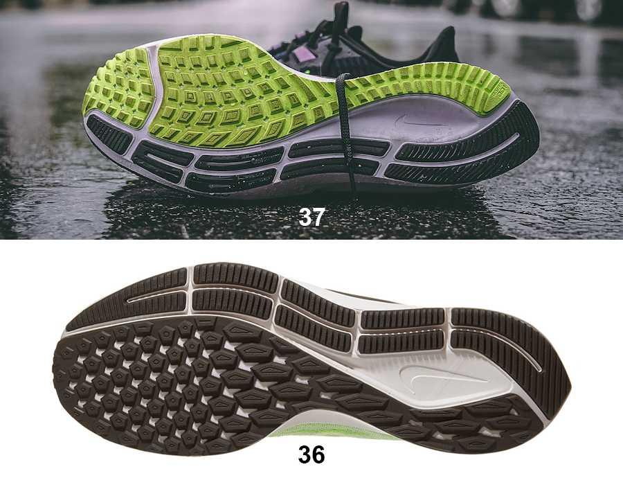 Đế ngoài 2 đôi giày