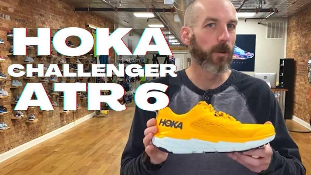 review giày chạy trail hoka atr 6