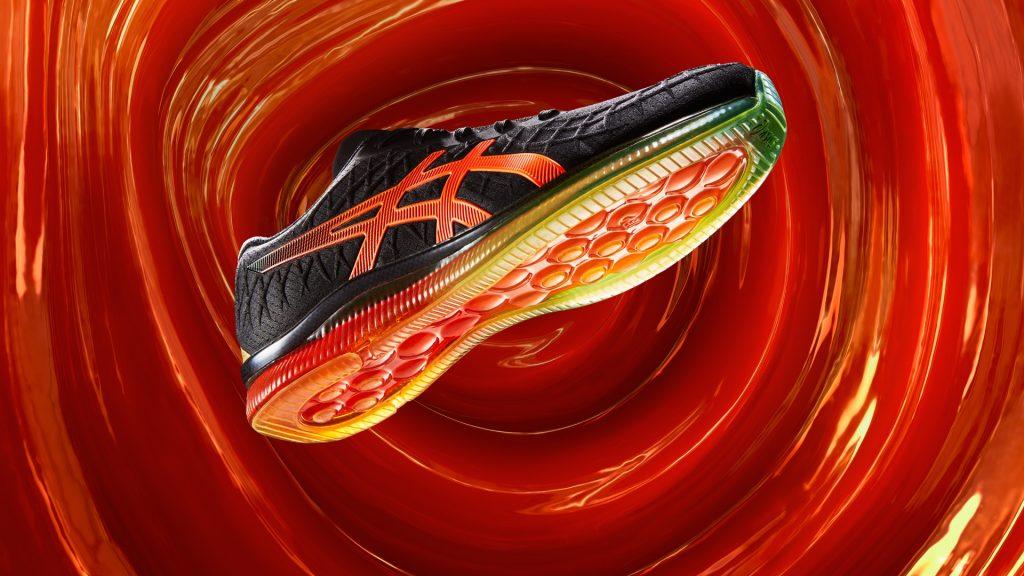 giày chạy bộ asics