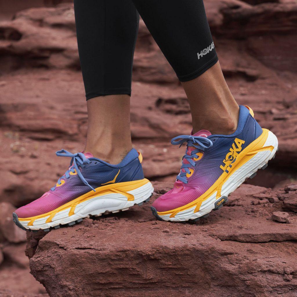 Review giày chạy trail Hoka Mafate Speed 3
