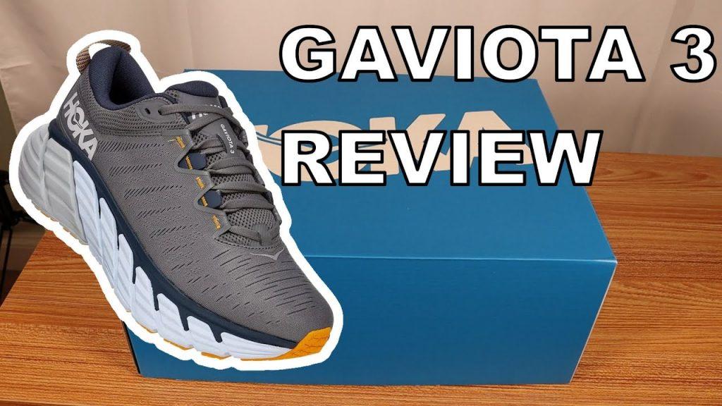 Review giày chạy bộ Hoka Gaviota 3