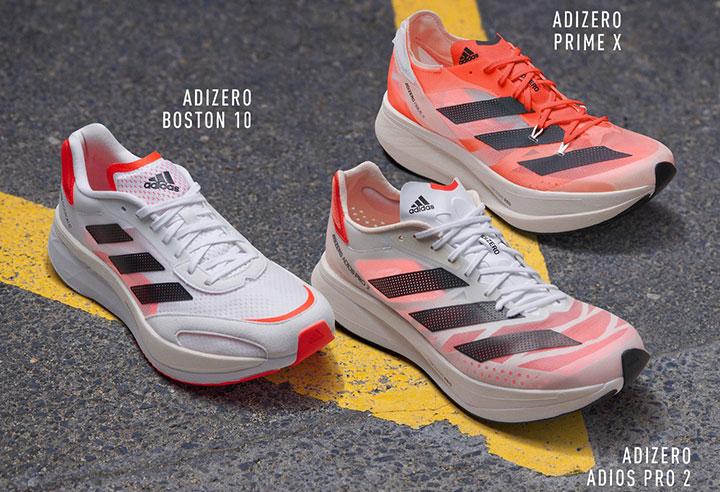 giày chạy bộ adidas adizero