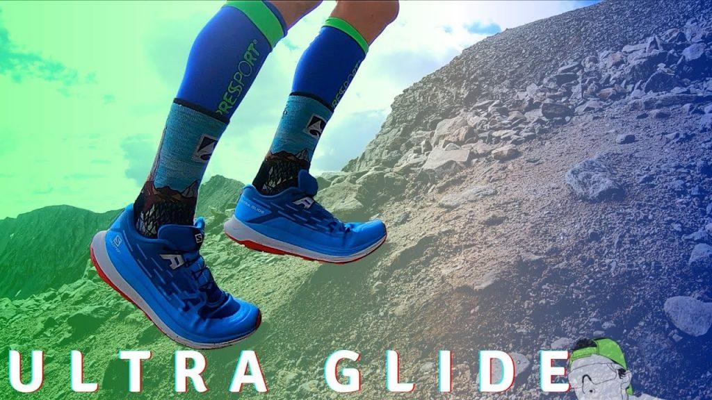 review giày chạy trail salomon Ultra Glide