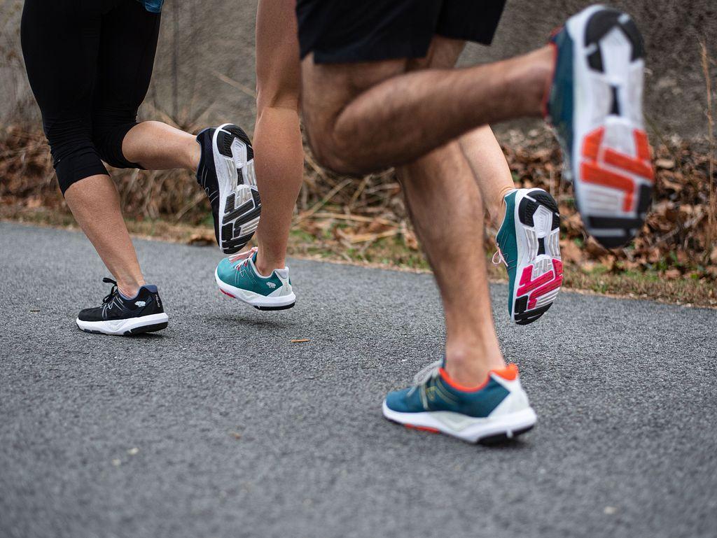 giày chạy bộ cho người mới bắt đầu
