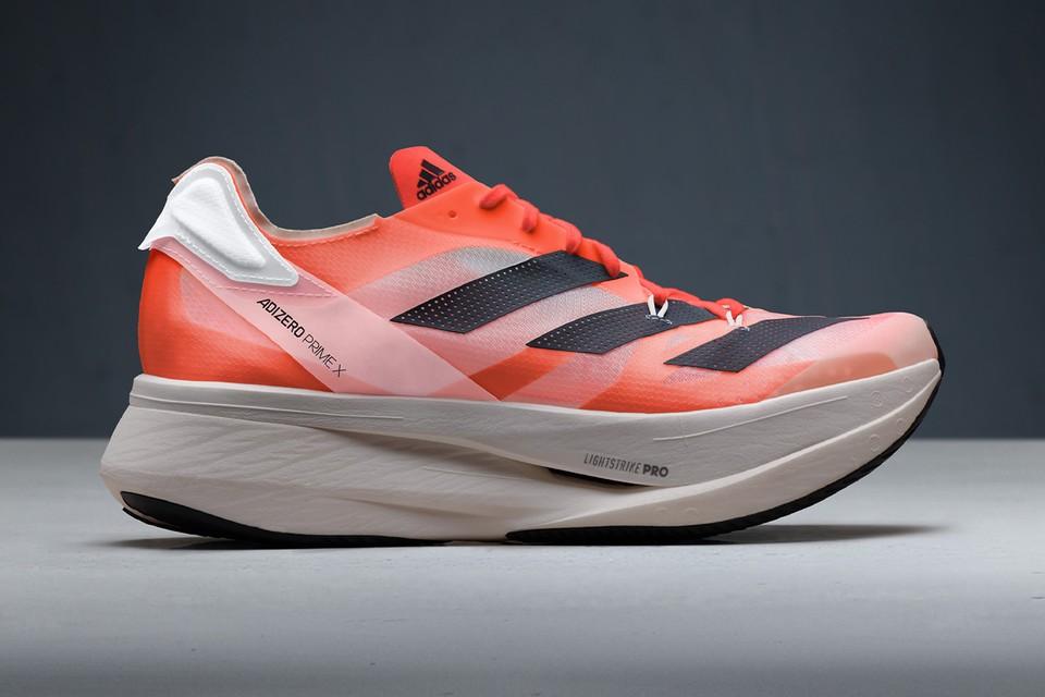 review giày chạy bộ Adidas Prime X