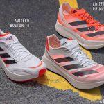 3 mẫu Adidas Adizero mới vừa được cho ra mắt